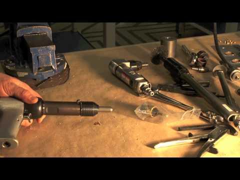 Installing Aircraft Solid Rivets