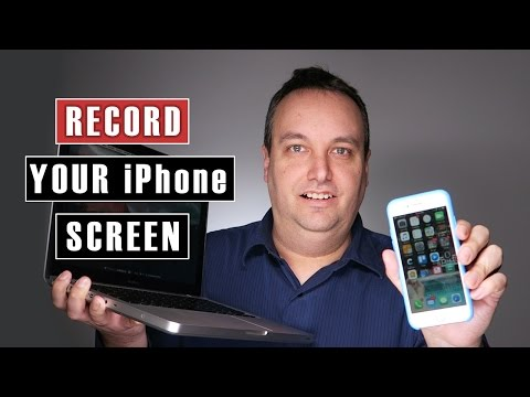 How To Record Your Screen On iPhone - ScreenFlow And Quicktime