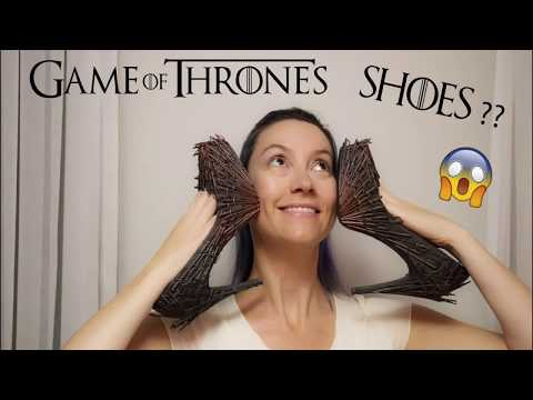 How to make Game of Thrones Killer Heels!