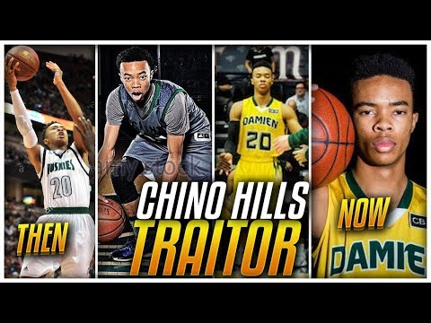 The BALL BROTHERS Teammate Who BETRAYED Chino Hills & Became A STAR At Their RIVAL Team!