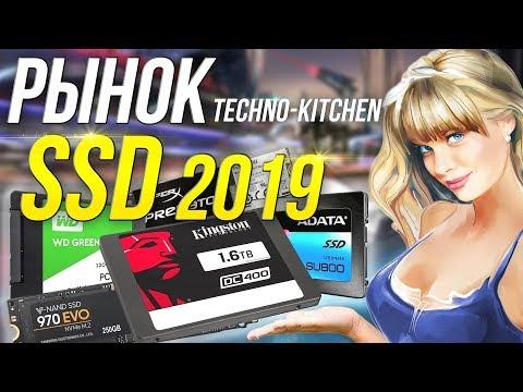 Рынок SSD 2019
