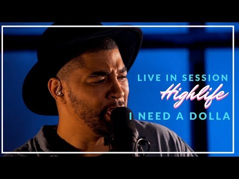Highlife // I Need A Dolla / Aloe Blacc // Book Now at Warble Entertainment
