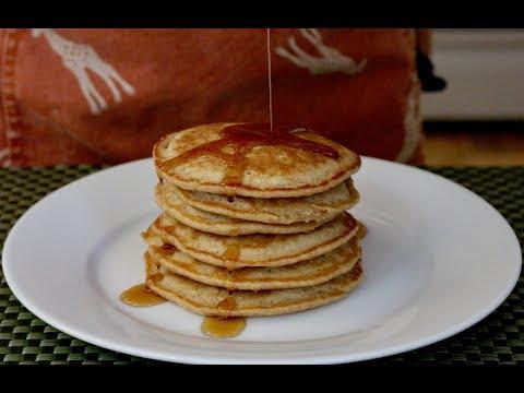 Yummy Homemade Applesauce Pancakes