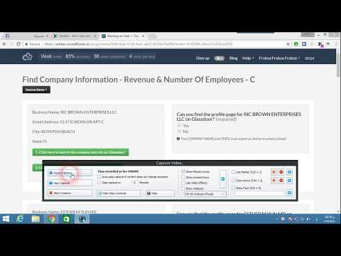 Find Company Information   Revenue & Number Of Employees   C