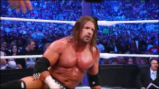 Raw: Undertaker vs. Triple H - WrestleMania XXVII highlights