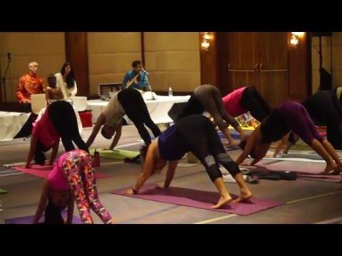 ASTV: HEALTH & WELLNESS: Fight Human Trafficking & Rape With The WAYS Yogathon