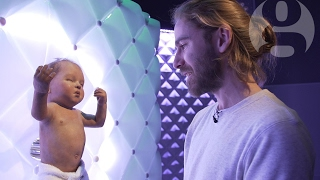 Download Backstage at Science Museum's robots exhibition: 'You can always unplug them' Video