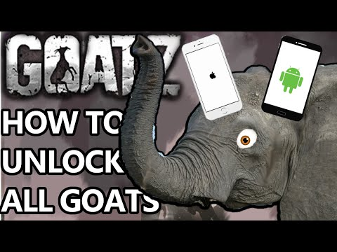 GoatZ How to unlock all goats on Android and iOS
