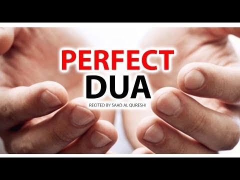 This Perfect Dua Will Give You Respect, Humility, Patience & Grateful Insha Allah ᴴᴰ