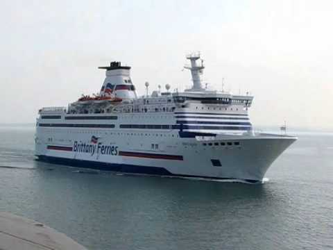Portsmouth, England, Ferries - 20 April 2009