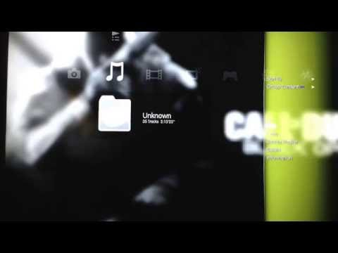 How To: Transfer music from iPhone/iPod Touch to Playstation 3