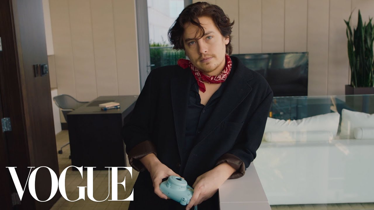73 Questions With Cole Sprouse   Vogue