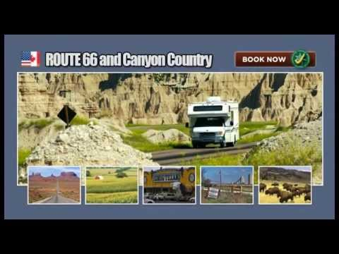 Route 66 Motorhome Tours 2015