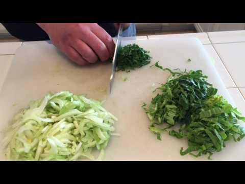 Recipe: Bok Choy Super Soup