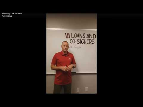 VA Loans and Co Signers | 844-326-3305  | VA Loan Eligibility