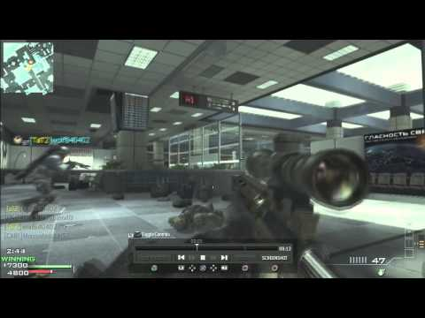 First MW3 Montage First Finish