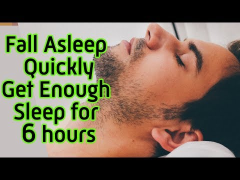 8 ways fall asleep quickly, get enough sleep for 6 hours-And how get rid about insomnia forever