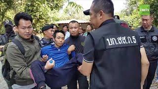 นาทีล็อกตัวหนุ่มอันตรายข่มขืนแม่ฆ่าพ่อเลี้ยง | Thairath online