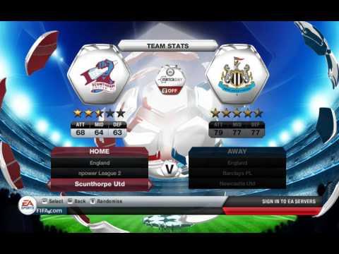 FIFA13 ENGLISH LEAGUES UPDATE