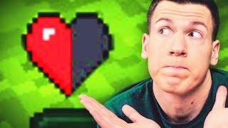 КАК ВЫЖИТЬ В МАЙНКРАФТ КОГДА У ТЕБЯ ПОЛ СЕРДЕЧКА? ПРОХОЖДЕНИЕ КАРТ Minecraft | ВЛАДУС