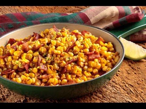 Crispy Corn Bacon Recipe