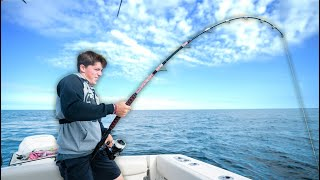 Download HOOKED INTO SOMETHING BIG! (Most DANGEROUS Fish I've Caught) Video