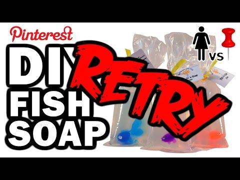 DIY Fish Soap Retry, Corinne VS Pin #12.5