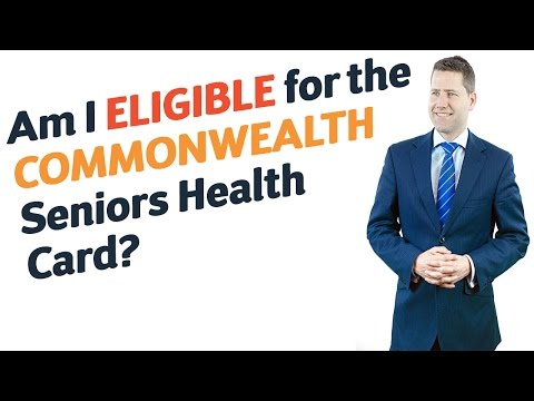 46 Am I eligible for the Commonwealth Seniors Health Card?