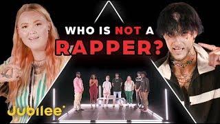 6 Rappers vs 1 Fake Rapper