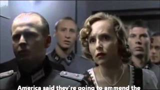 Hitler Finds Out Arnold Schwarzenegger is Coming