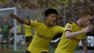 Wolfsburg vs Borussia Dortmund 0-2 All Goals & Highlights Resumen Goles - Fifa 20