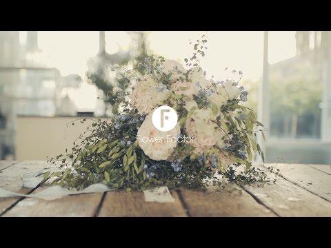 Boho cascade bouquet | Inspired by Florists | Giada Graziani