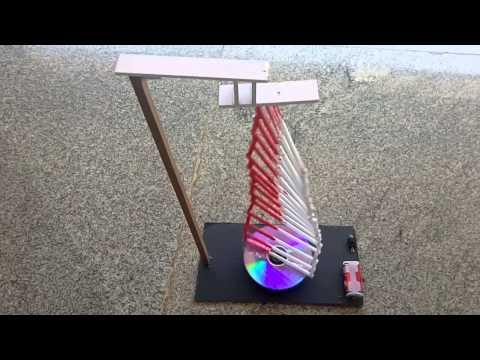 DNA Model - Rotating Model