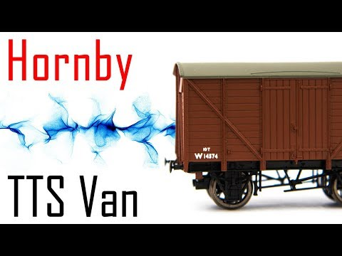Hornby TTS Vent Van: Will It Be Any Good?
