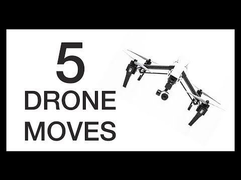 5 Drone Moves Every Flier Should Know