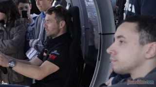 Gran Turismo 5 - Anagund défie Sebastien Loeb