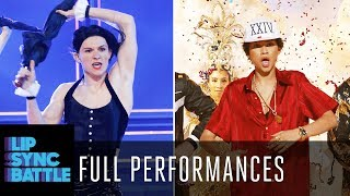 "Tom Holland's ""Singing in the Rain"" & ""Umbrella"" vs. Zendaya's ""24k Magic"" 