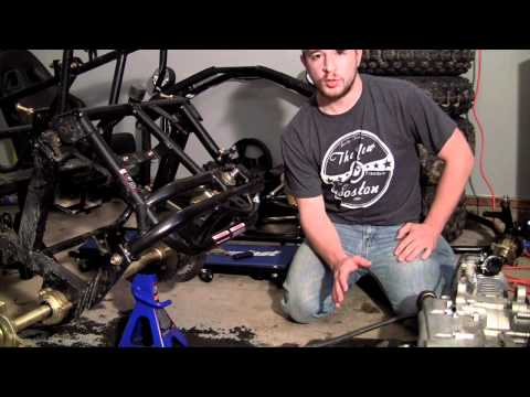 How to Build a Go Kart - 2 - The Engine