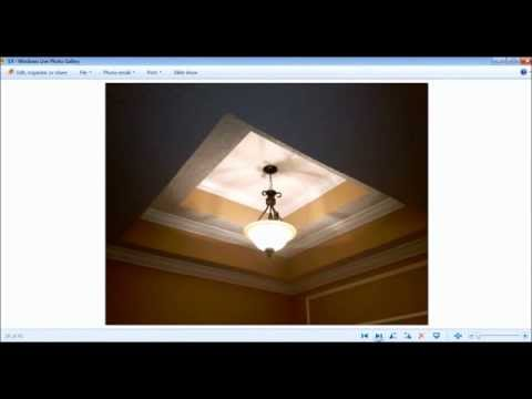 How To Build A Tray Ceiling With Truss Modification Part 2