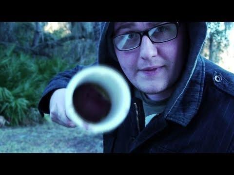 Scientific Tuesdays - Pneumatic Projectile Launcher