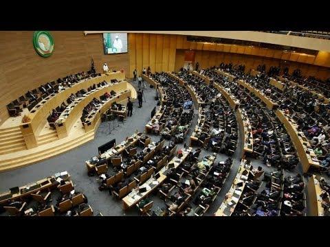 AU leaders declare war on corruption