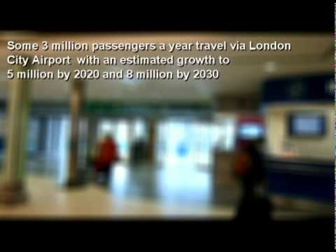 London City Airport integration with DLR