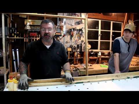 Part 1: Build King Size Platform Storage Bed with Lull Memory Foam Mattress