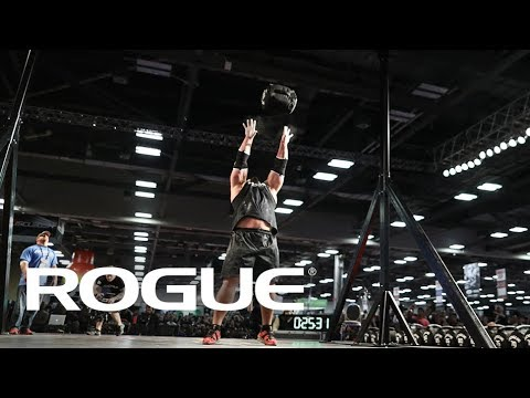 2018 Arnold Strongman Classic | Bag over Bar Highlights / 8K