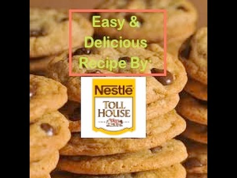 How To Make Nestlé® Toll House® Classic Chocolate Chip Cookies | Episode 12