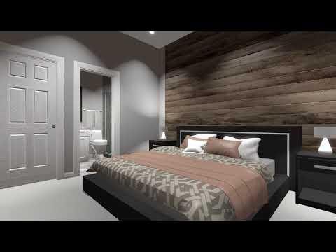 Master Bedroom/Bathroom Combo