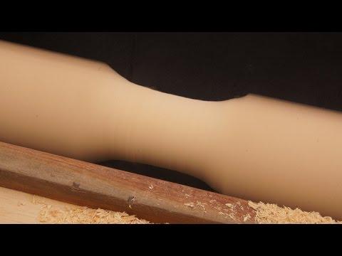 Woodturning Slow Motion