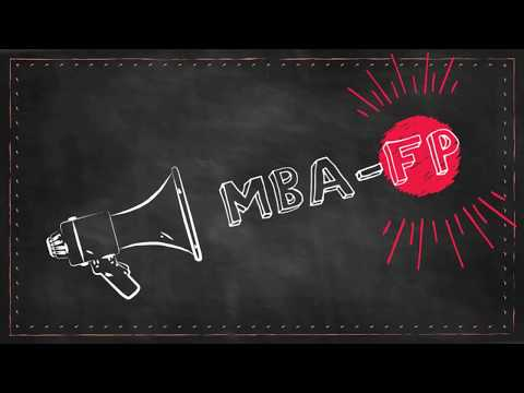 Get A Masters Degree In Financial Planning - MBA FP Incorporating CFP Curriculum
