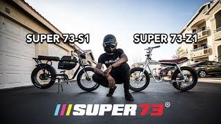 Super 73 Z vs  Super 73 S1! Which Bike Should YOU Buy?