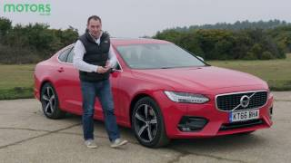 Motors.co.uk Volvo S90 Review
